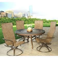 swivel rocker patio set sling swivel rocker patio chairs back swivel rocker patio chairs outdoor swivel