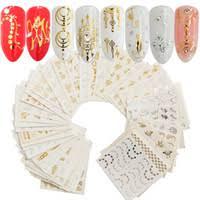 Metallic Decals Online Shopping | Metallic <b>Nail</b> Decals for Sale