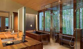 18 Stylish And Tranquil Japanese Bathroom Designs