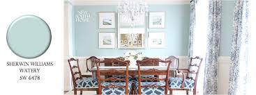spa paint colorsFavorite Spa Blue Paint Colors 2016  New South Home