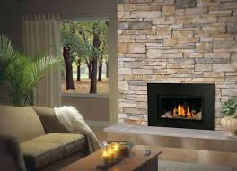 gas fireplace lava rocks embers with natural rock placement gas fireplace lava rocks embers