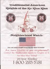 best koxax images african americans black people you can sleep tonight knowing the klan is awake fliers like these are showing up on lawns across the u s