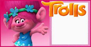 16 Free Printable Trolls Invitation Templates Free