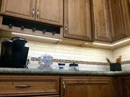 um size of kichler led under cabinet lighting problems lights elegant strip cabinets design best how