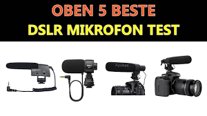 Beste DSLR Mikrofon Test - YouTube