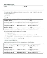 Quote Spreadsheet Template Quote Document Template Quotation Template Templates Design