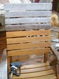 Outdoor Furniture Restoration and Repairs