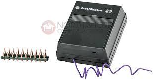 garage door receiverLiftMaster 365LM Universal Radio Receiver plug in style