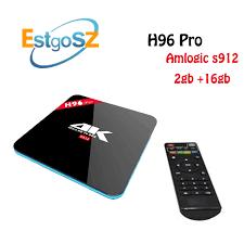 Unlocked Jailbroken H96 pro 3G+16G Android 6.0 TV box Amlogic S912 Octa  Core 4K Dual Wifi Bluetooth 4.1 Streaming Media Player|tv box amlogic  s912|amlogic s912tv box amlogic - AliExpress