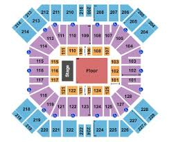 Pan American Center Tickets And Pan American Center Seating