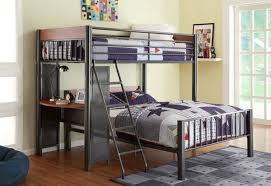 bunk beds with desk for adults. Brilliant With View In Gallery Two Bunk Beds  On Bunk Beds With Desk For Adults