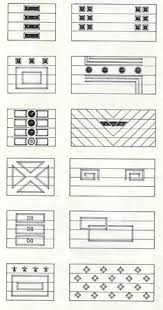 6 pages of ideas for garage doors from the 1950s
