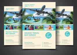 15 Travel Tourism Flyer Psd Templates Travel Tourism