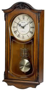 bulova wall clock that chimes
