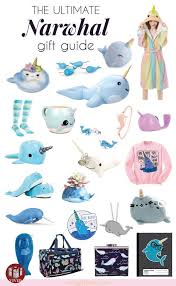 awesome narwhal themed gift ideas the best list that includes all super cute unicorn of the sea stuff narwhal magic