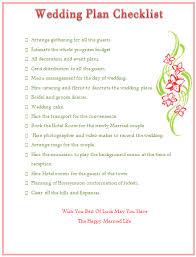 Blank Wedding Planning Checklist Wedding Planning Checklist To Keep Things On Track