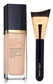 estee lauder perfectionist youth infusing makeup and sculpting foundation brush beauty411