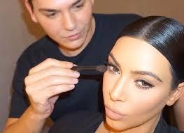 kim kardashian makeup s