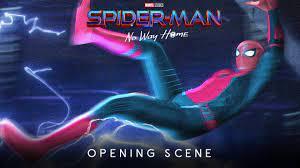 Spider-Man: No Way Home - Opening Scene ...