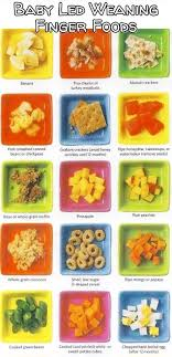 Baby Serving Size Chart Baby Led Weaning Tips Recipes First Foods And More Baby