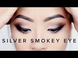 load video claire marshall silver smoky eye for monolids