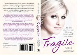 Nikki grahame's mother revealed that the big brother star 'felt lost' after her fame fell away and that lockdown was the final blow for her eating disorder. Nikki Grahame S Book Fragile