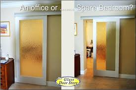 contemporary home office sliding barn. Office Barn A Sliding Door For The Or Spare Room With Glass . Doors Home Contemporary