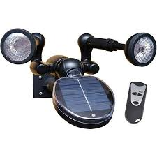 DIY Garden Lights  HPMHpm Solar Security Light