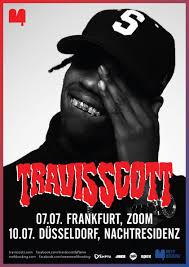 Travi Scott kommt nach Deutschland splash Mag