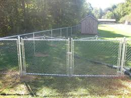 Popular Chain Link Gates With Chain Link Fence Gate double Gate
