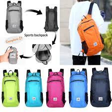 Light Daypack Us 5 56 30 Off Unisex Nylon Female New Backpack Travel Daypack Wear Light Sports Outdoor Backpack Light Simple Fold Backpack Mochila Feminina On