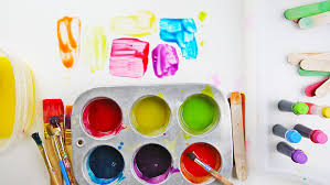 kids painting picture. Brilliant Painting 3 Easy Homemade Paints For Kids You Can Make Using Items From Your Pantry On Kids Painting Picture