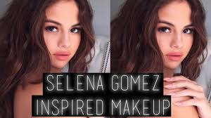 selena gomez makeup tutorial