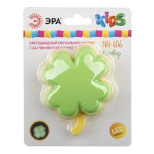 <b>Ночник ЭРА NN-606-LS-GR зелёный</b> — купить в интернет ...