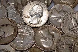 Washington Silver Quarter Values Prices