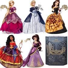 Disney Princess Designer Dolls 2018 New Disney Limited Edition Designer Collection Dolls