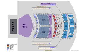 The Joint Hard Rock Las Vegas Seating Chart Tickets Stone Temple Pilots And Rival Sons Las Vegas Nv