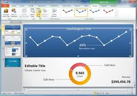 Chart Ideas For Powerpoint Awesome Dashboard Ideas For Powerpoint Presentations