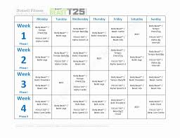 fitness model workout pdf business plan chest shoulders and triceps p90x inspirational extreme home awesome cize beginner calendar