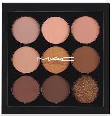 mac eyeshadow x9 palette in amber beautiful neutrals beginnermakeupkit mac makeup