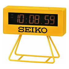 <b>Настольные часы SEIKO</b> QHL062Y — купить в интернет ...