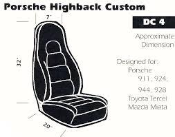 sheepskin bucket seat covers