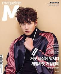 With promotions for his movie u201cFabricated Cityu201d underway Ji Chang Wook  seems to