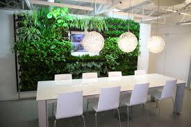 greenery office interiors. Dirtt Breathe7 Greenery Office Interiors I