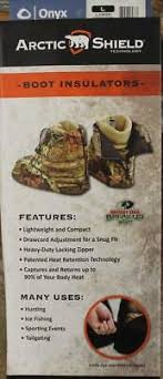 Hunting Ice Fishing Boot Covers Boot Insulators Realtree
