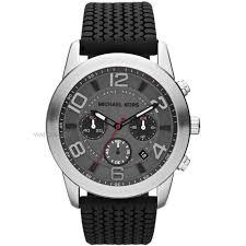 "men s michael kors mercer chronograph watch mk8293 watch shop comâ""¢ mens michael kors mercer chronograph watch mk8293"