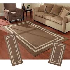 area rug sets rugs dollar general piece and runner coffee tables x 3 set
