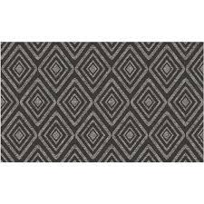 area rug prism black