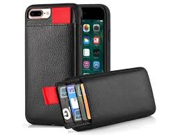 iphone 8 plus wallet case iphone 7 plus wallet case lameeku protective iphone 8 plus card holder case with credit card slot leather cover for apple