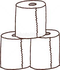 「トイレットペーパー イラスト」の画像検索結果
